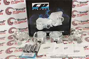Cp Forged Pistons Vw Audi Tfsi 2 0l Std Bore 82 5mm 9 5 1 Cr 21mm Pin Sc7640