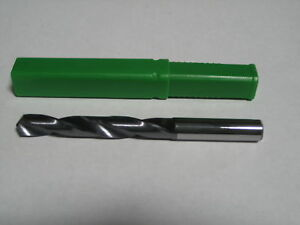 New 13 32 Tialn Coated Solid Carbide Jobber Drill