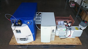 Waters Micromass Quattro Micro Api System W 1525 Binary Hplc Edwards 28 Pumps