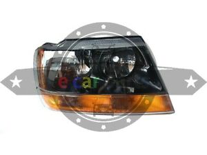 Jeep Grand Cherokee Wj Wg 06 1999 2005 Headlight Right Hand Side
