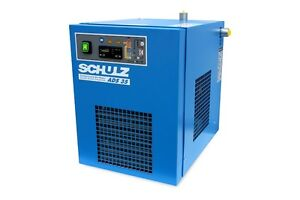 Schulz Refrigerated Air Compressor Dryer 35 Cfm 32 44 Cfm Special Price