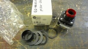 Allen Bradley 800h frxta1 2 Postion Push Button W o Cap