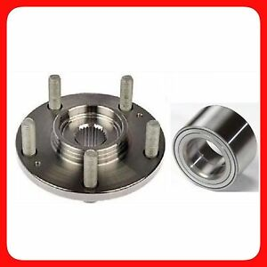 Front Wheel Hub Bearing For Honda Civic Si 2 4l 2012 2015 Single Fast Shipping