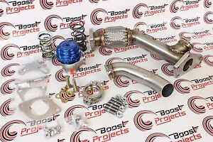 Tial Grimmspeed Mv s 38 002952 Wastegate Up Pipe Dump Tube Bracket 059001 010019
