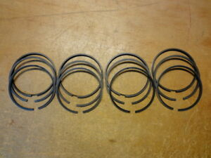 Tx15052 Piston Ring Set For Long Tractor