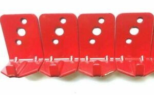 Lot Of 4 universal Wall Mount 5 10 Lb Size Fire Extinguisher Bracket New