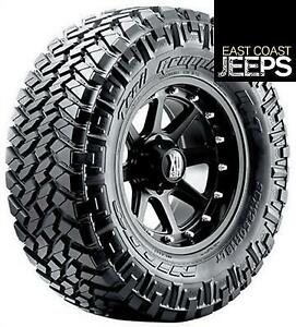 Nitto Tires 205 710 295 70r17 Trail Grappler
