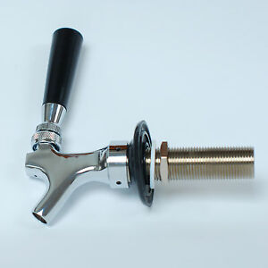 Draft Beer Faucet And Shank draft Beer Bar pub Equipment World Free Shipping