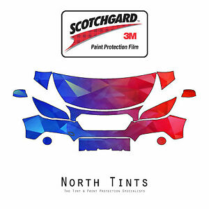 Precut 3m Scotchgard Paint Protection Clear Bra For Subaru Outback 2015 2017