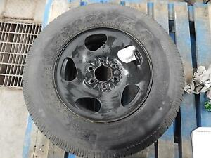 06 07 08 09 Envoy Spare Wheel 16x7 Tire 235 75 16