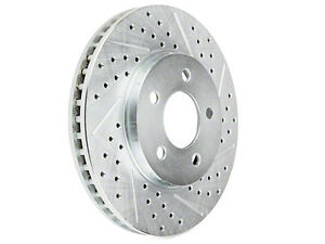 Baer Sport Rotors Front Fits 05 10 Ford Mustang Discounted