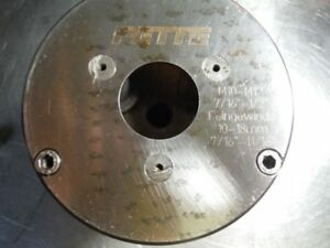 Fette Thread Rolling Roller Head 7 16 To 11 16 Range E13 loc1360a