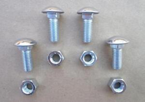 Awesome Stainless Steel Bumper Bolts Nuts Gm Gmc Car Truck 1960 70 S 2425q