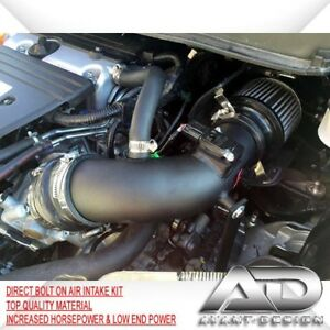 12 15 For Honda Civic Si 2 4l 2 4 Af Dynamic 3 5 Pipe Air Intake Tune Needed