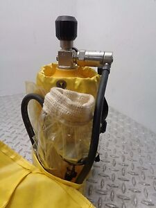 North Emergency Esape 5 Min Breathing Apparatus Model 845