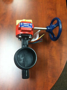 Nibco 4 Gd 4765 8n Butterfly Valve 300 Psi