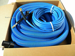 Carpet Cleaning 50 Vacuum And Solution Hoses W Qd