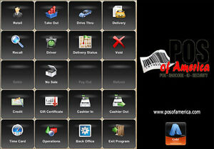 Aldelo Pos Pro Software License For Restaurants Bar Pizza Bakery Pos New