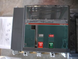 Abb Sace Tmax T7n d pv1000m Amp 4 Pole Molded Case Solar System Circuit Breaker