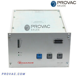 Edwards Exc 300 Turbo Pump Controller Rebuilt By Provac Sales Inc