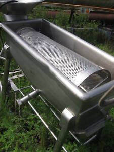 Heavy Duty Blender Granulator Mixer Stainless Steel