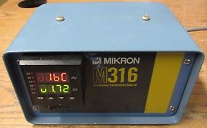 Mikron M316x Blackbody Calibration Source 115vac