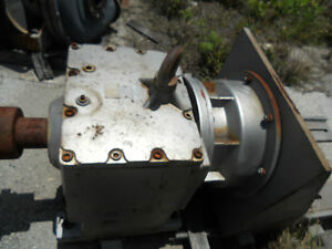Large Nord Gear Reducer sk92 11 1 With 440t Motor Scoop