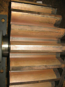 Large Coarse Tooth Spur Gear 1000 Pounds 23 Teeth
