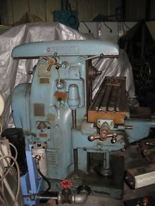 Cincinnati 2 Mh Horizontal Milling Machine