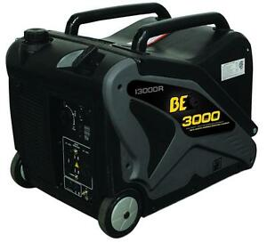 Be Pressure 3000 Watt Inverter Generator I3000r