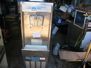 Used Taylor 751 27 Ice Cream Soft Serve Machine 220 Volts