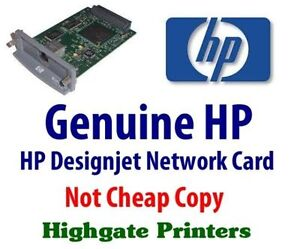 Hp Designjet Jetdirect Jet Direct Card genuine Select Your Model In Advert