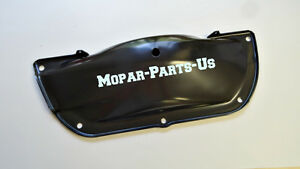 For Mopar Dodge Plymouth Bellhousing Dust Cover For Small Blocks 2843892