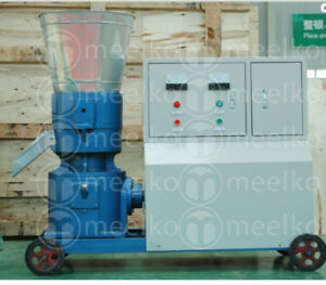 Pellet Mill 22kw Electric Engine Pellet Press 3 Phase Usa Stock 2mm Shrimp