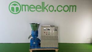 Pellet Mill 15kw 4mm Die 3 Phase Stock Usa sheep