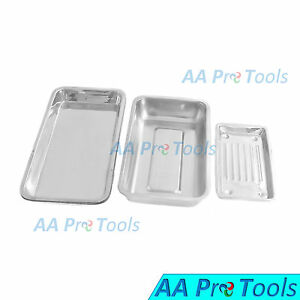 Aa Pro Dental Instruments Scaler Tray Lab Dentist Tools