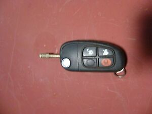 Jaguar S Type 2003 2004 2005 2006 2007 2008 Ignition Key Remote