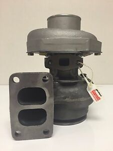 Ford 9700 Tw 30 Tractor W 401dt Eng Turbocharger Garrett Airesearch