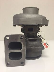 Ford Tw 15 Tw 20 Tractor W 401dt Eng Turbocharger Garrett Airesearch