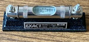 New Exact Brand made In Usa 4 Precision Machinist s Level Model 96 4