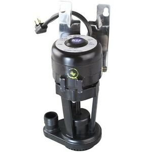 New Manitowoc Water Pump 115v P n 76 2306 3 7623063 1 Year Replacement Warranty