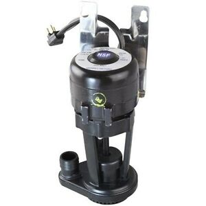 New Replacement Water Pump For Manitowoc 7626013 230v 1 Year Warranty