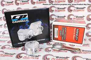 Cp Pistons Manley Rods For Acura Honda B18 83mm 9 8 1 Or 11 0 1 Sc7112 14025 4