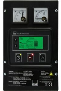 Dse Deep Sea Electronics Dse9460 24 Volt 5 Amp Battery Charger Lcd