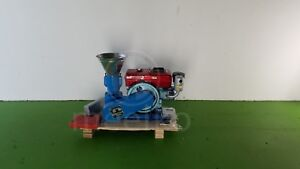 Pellet Mill 15hp Diesel Engine Pellet Usa 3mm Quail