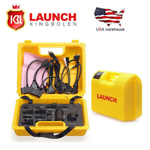 Launch X431 Diagun Iv Yellow Box Full Set Cable For Diagun Iv No 16pin Connector