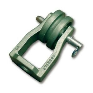 Mo Clamp 5818 3 Down Pulley