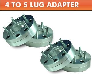 4 Wheel Adapters 4x100 To 5x4 5 Mustang 5 Lug Wheels On Mini Cooper
