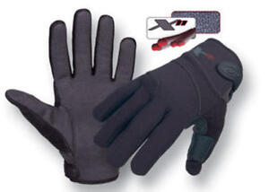 New Hatch Street Guard Sgx11 With X11 Liner Tactical Police Gloves Black X large