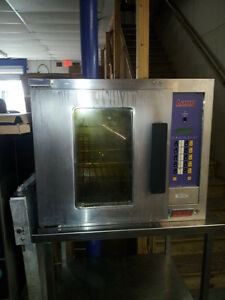 Lang Electric Half Sized Convection Oven Ecoh pp